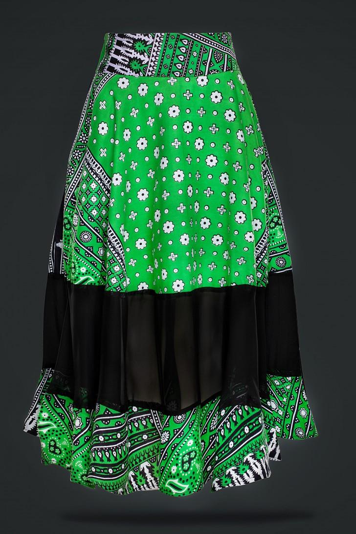 Rabai, Boho Maxi Skirt